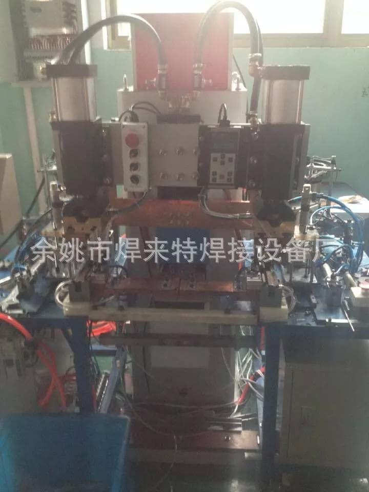精密双头中频脉冲焊机,定制