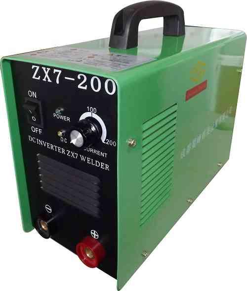 蜀峰电焊机zx7-200图片