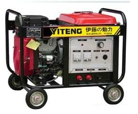 上海/汽油发电电焊机 YT350A