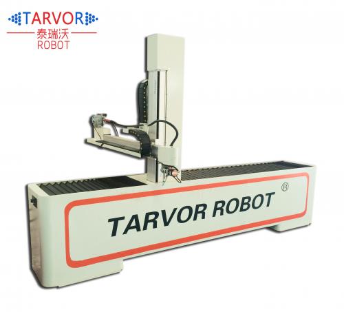 国产焊接机器人的应用 泰瑞沃