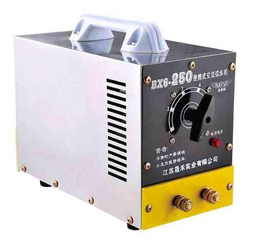 bx6_400电焊机的接线方法图